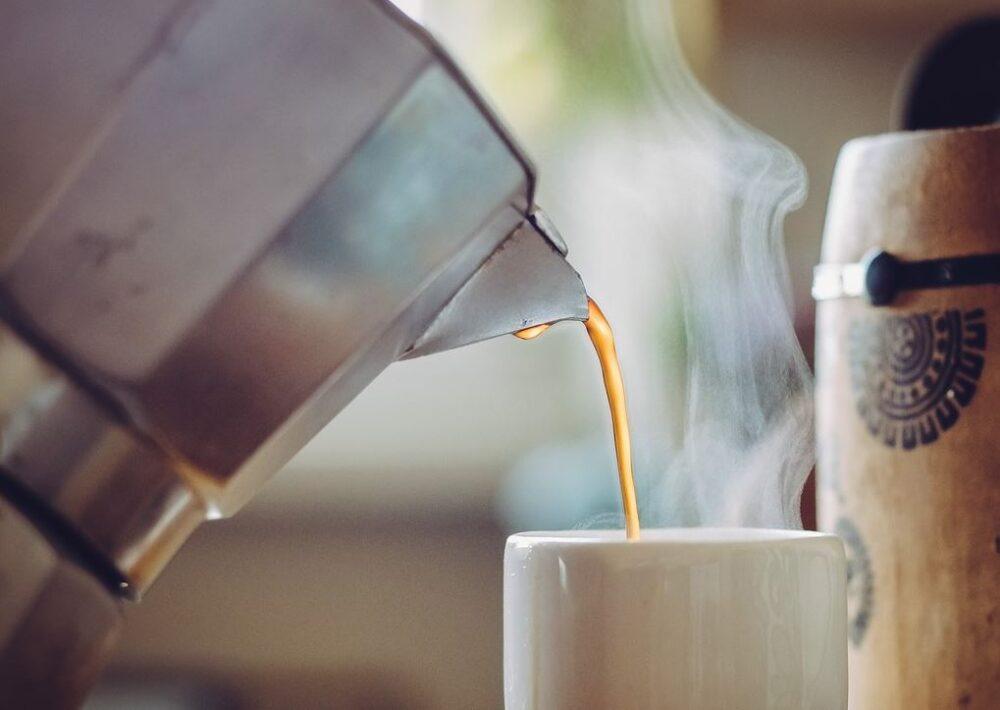 Kaffee Flecken Rausbekommen